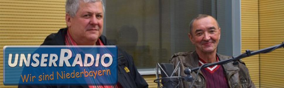 """Zu Besuch bei """"Unser Radio"""""""